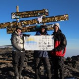 """Climb For The Cause Fundraiser is a """"SUMMIT SUCCESS"""""""